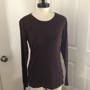 Gap long sleeve tee (Size L)